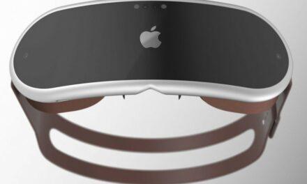 Gogle Apple AR pojawią się w 2022 r.