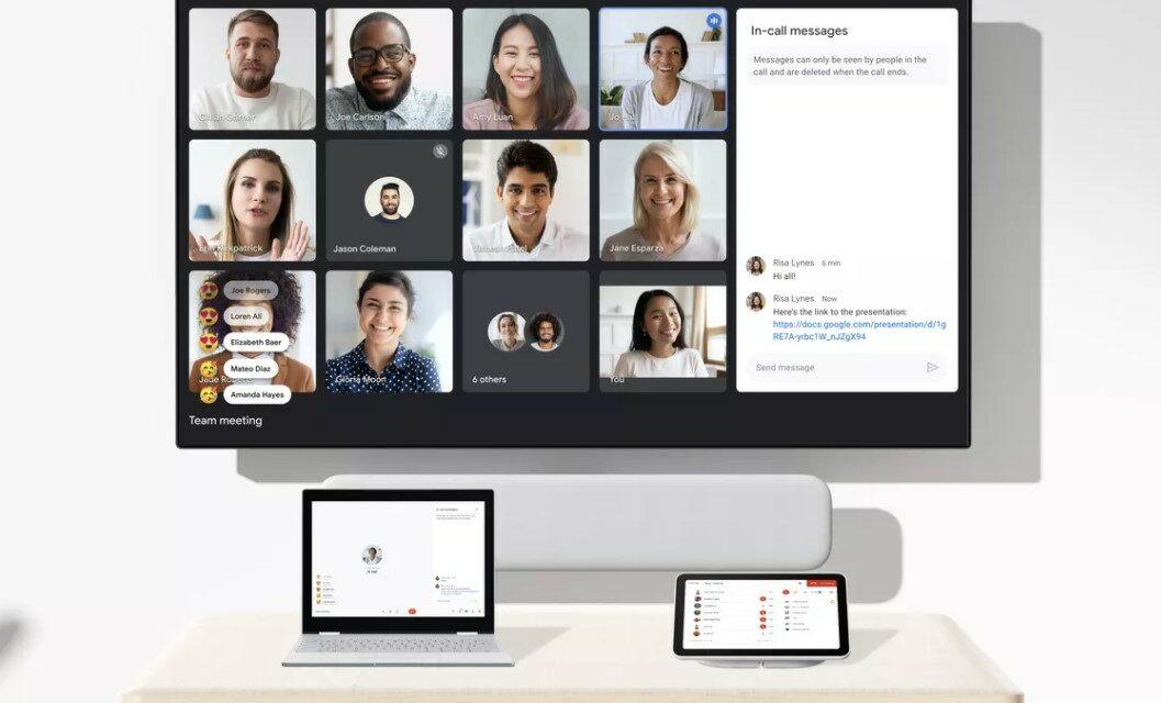 """Google Workspace od teraz """"zaprojektowany do pracy zdalnej"""""""