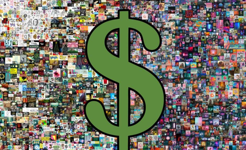 Obraz JPEG sprzedany za 69 mln dolarów! To jakieś żarty!?