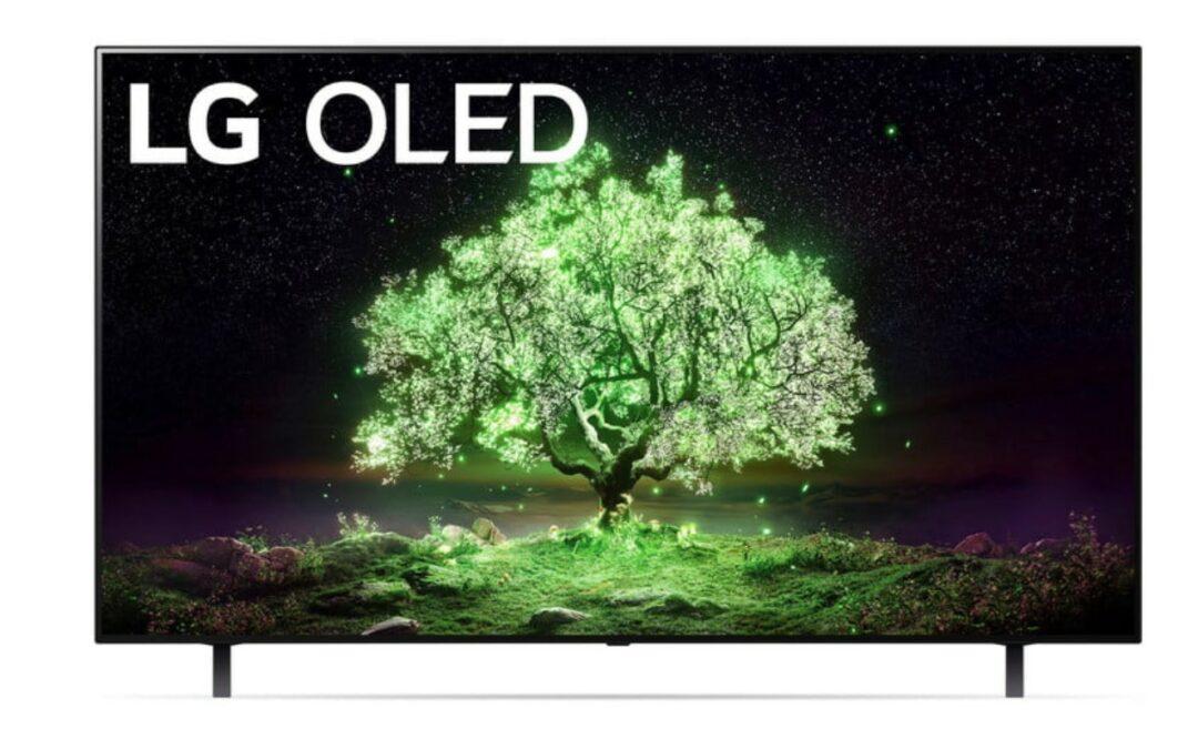 LG OLED48A1PUA to najtańszy OLED z nowej serii A1