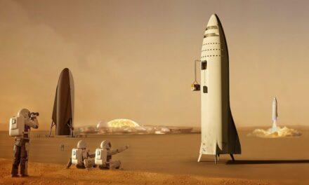 Elon Musk twierdzi że SpaceX doleci na Marsa do 2030