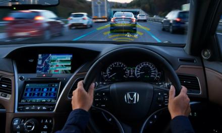 Honda Sensing Elite to pierwszy prawdziwy autopilot na rynku