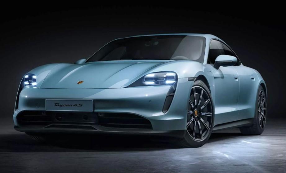 Porsche wprowadza abonament na elektryczny samochód Taycan EV