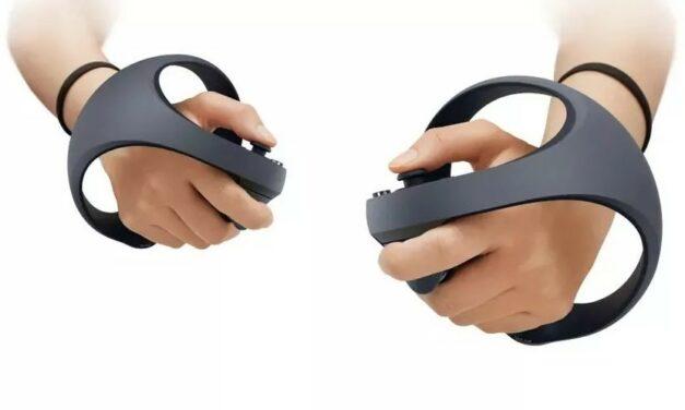 Sony pokazuje kontrolery PSVR 2