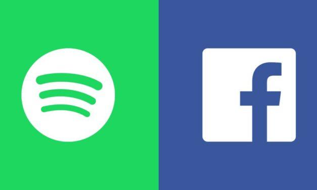 Facebook zintegruje swoją aplikację ze Spotify