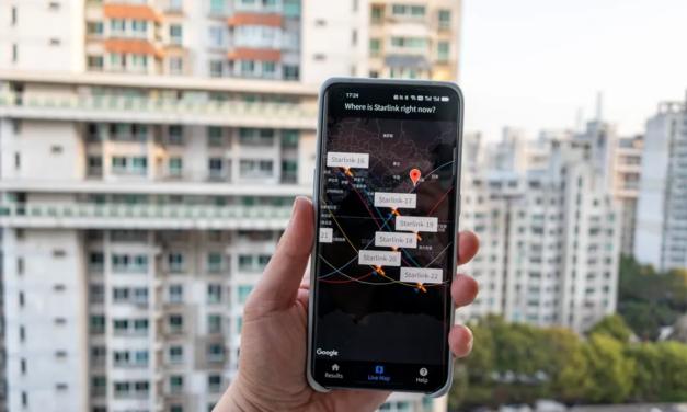 Starlink już wkrótce będzie działać jako Internet mobilny
