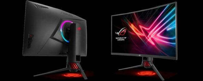 Monitor gamingowy 144 Hz ASUS ROG STRIX XG32VQR