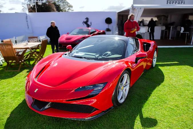 Ferrari wyprodukuje swój własny samochód elektryczny