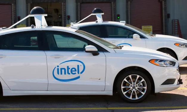 Intel będzie produkować części do samochodów elektrycznych