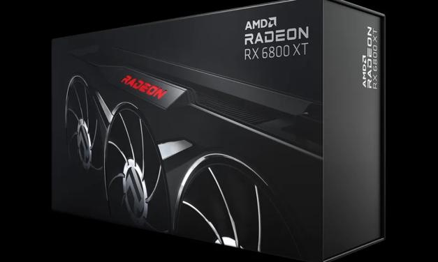 AMD wypuściło limitowaną edycję karty Radeon RX 6800 XT