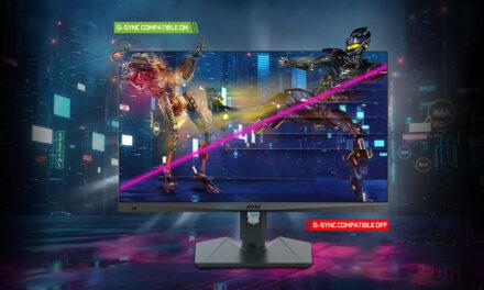 Monitor gamingowy do 1500zł – ranking 2021