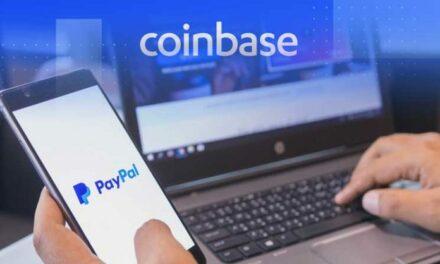 W Coinbase kryptowaluty kupisz już za pomocą konta PayPal