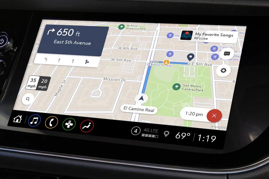 General Motors stworzyło własne mapy online – Maps Plus