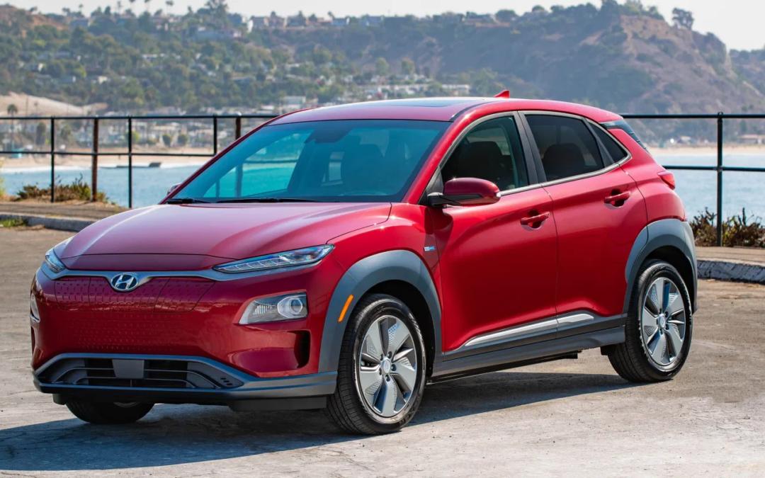 Hyundai wycofuje się z produkcji modelu Kona EV