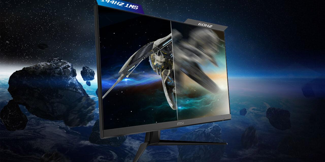 Jaki monitor gamingowy 144 Hz wybrać? Ranking 2021