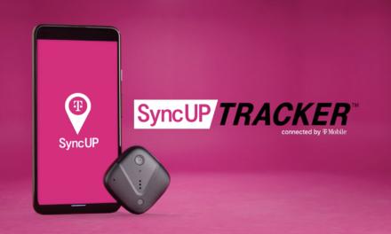T-Mobile prezentuje SyncUp, czyli lokalizator oparty na LTE
