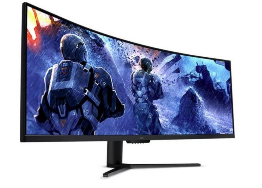 Acer EL491CRG9 to monitor dla najbardziej wymagających