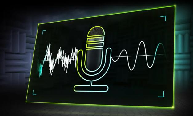 OBS Studio wspiera już natywnie redukcję szumów Nvidia