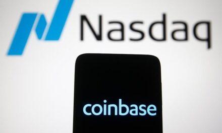 Coinbase zadebiutowało na giełdzie NASDAQ