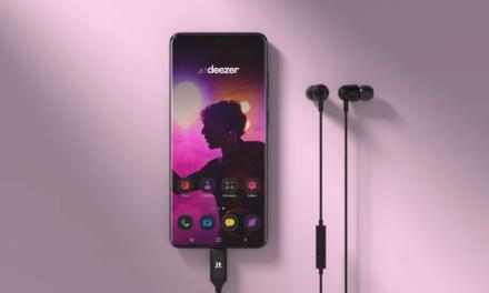 Deezer wypuścił słuchawki USB-C z preinstalowanym odtwarzaczem