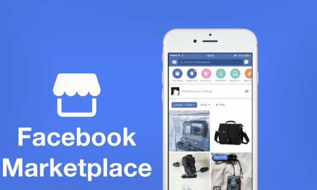 Facebook Marketplace ma już miliard użytkowników