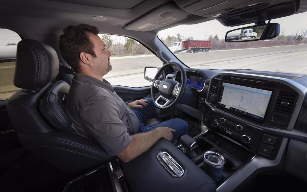 Ford prezentuje BlueCruise – swój nowy autopilot