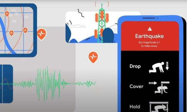 Google rozwija system wykrywania trzęsień ziemi na Androidzie