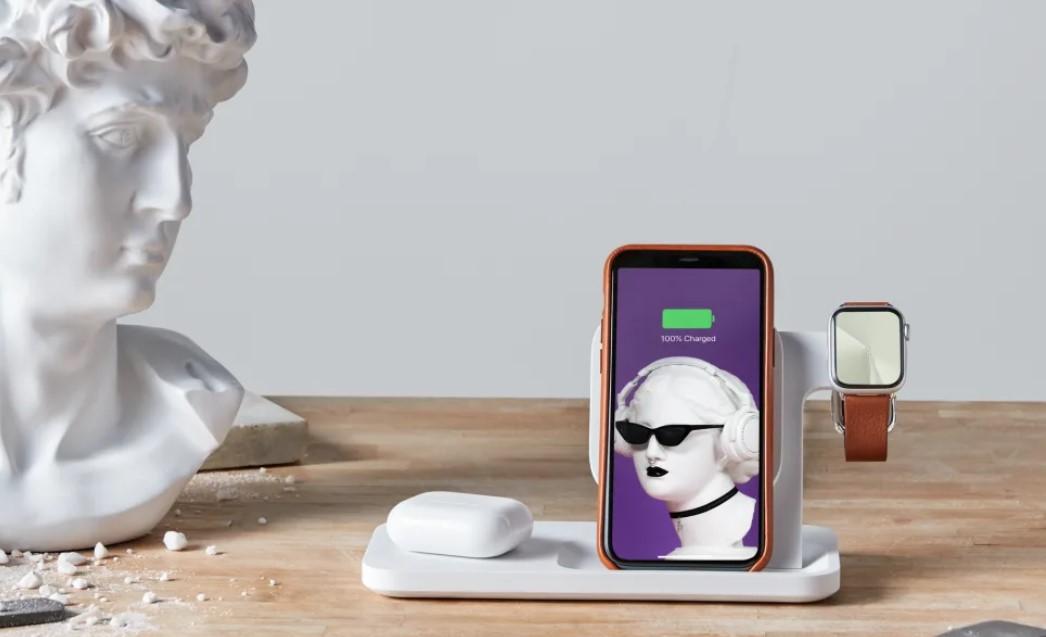 Ładowarka bezprzewodowa – iPhone, Samsung i inne. TOP 7