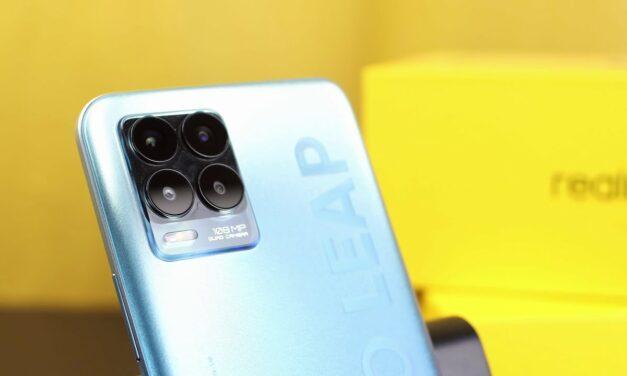 Realme 8 Pro – budżetowy telefon z aparatem 108 Mpix?!