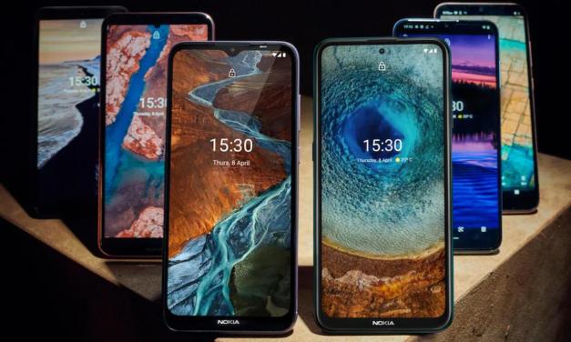 Nokia zapowiedziała 6 nowych smartfonów, w tym X10 i X20