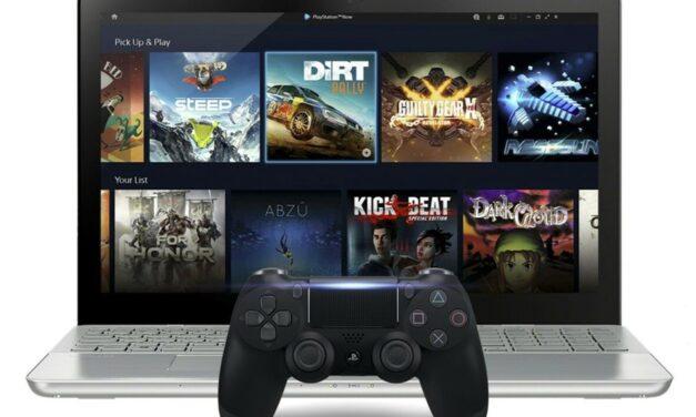 Graj w gry z PlayStation na PC – i to w 1080p