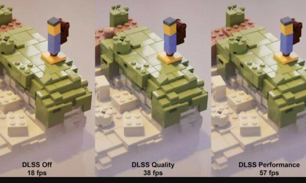 Unity zapewni obsługę Nvidia DLSS jeszcze w tym roku