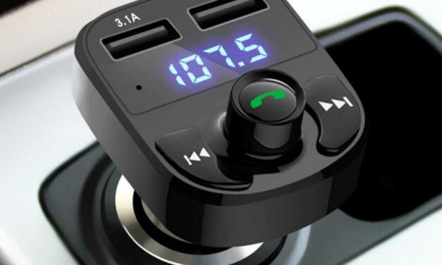 Transmiter FM – jak wybrać? Przykładowe modele