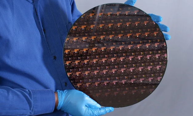 IBM stworzyło pierwszy w historii chip w technologii 2nm
