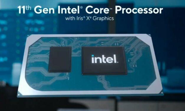 Intel zaprezentował nowe procesory niskonapięciowe 5 GHz
