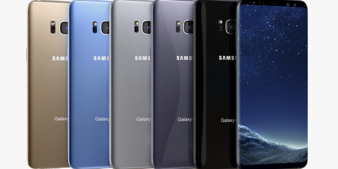 Samsung przestaje wspierać telefony Galaxy S8