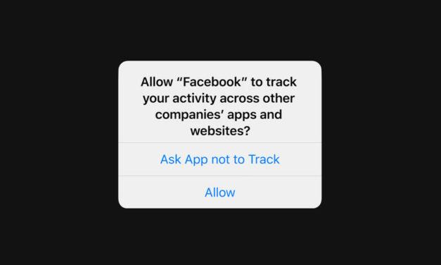iOS 14.5: Tylko 5% użytkowników wyraziło zgodę na śledzenie