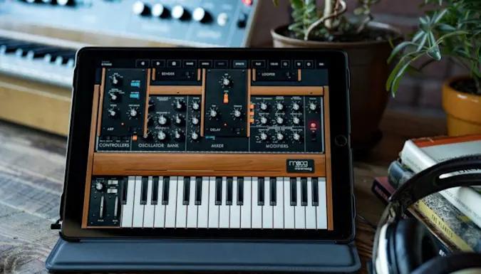 Moog rozdaje za darmo swoje najpopularniejsze instrumenty na iOS
