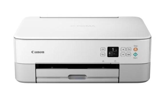 Canon Pixma TS5351 - drukowanie, skanowanie i kopiowanie w cenie 500 zł