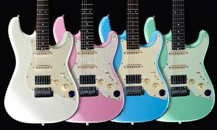 Mooer Audio GTRS S800 – gitara i perkusja w jednym!?