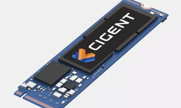 Dyski SSD Cigent z wbudowaną ochroną przeciw ransomware