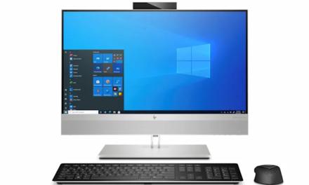 HP EliteOne 800 G8 – komputer all-in-one z wbudowanym AI
