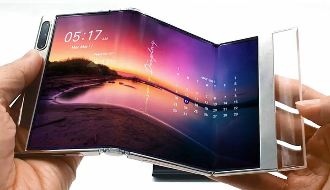 Samsung prezentuje nowy rozwijany ekran OLED. Będzie hit?