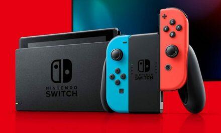 Nintendo Switch bije rekordy popularności!