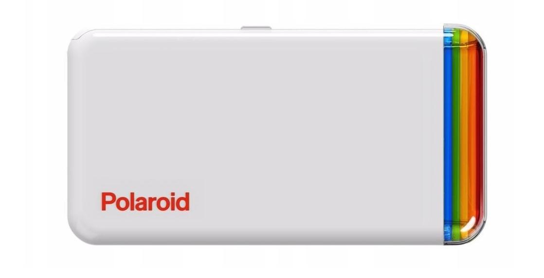Polaroid Hi-Print Pocket Printer - poręczna drukarka do mini zdjęć