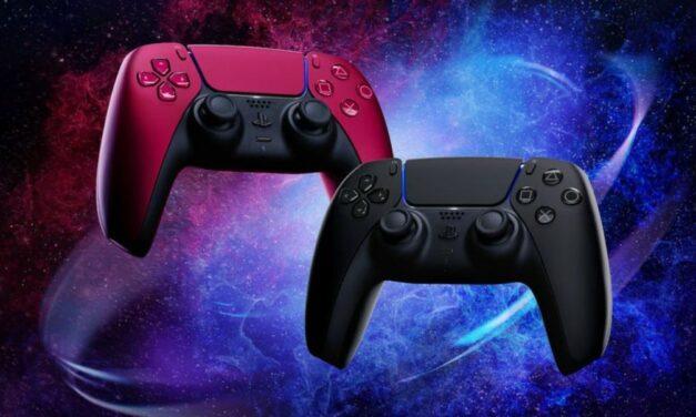 PS5 DualSense teraz w nowych kolorach!
