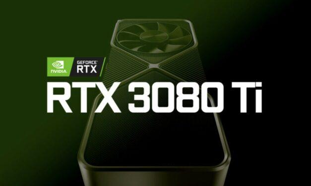 Karty GeForce RTX 3070 Ti i 3080 Ti już wkrótce!