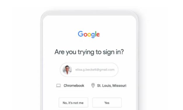 Google automatycznie włączy każdemu weryfikację dwuetapową