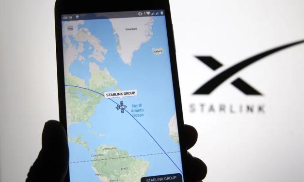Starlink będzie dostarczał Internet pasażerom samolotów
