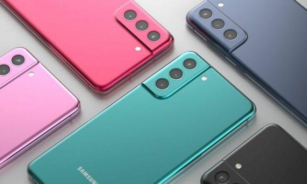 Samsung Galaxy S21 FE będzie ładowany mocą 45W